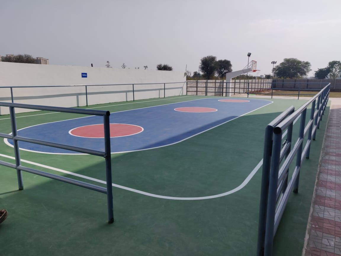 DMR Sports Complex, Jaipur